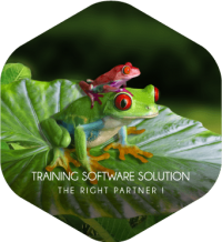 Training management software with syllabus module or training programs