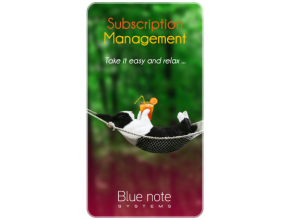 Subscription and Recurring Billing management solution