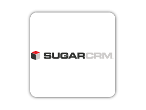 SugarCRM solution de gestion de la relation client