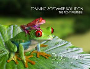 Training management software for training centers